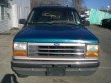 1992 Ford Explorer Cayman Green Metallic