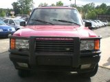 1999 Land Rover Range Rover Rioja Red