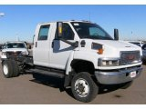 Summit White GMC C Series Topkick in 2009