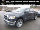 2019 Maximum Steel Metallic Ram 1500 Big Horn Crew Cab 4x4 #130596561