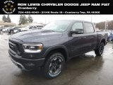 2019 Maximum Steel Metallic Ram 1500 Rebel Crew Cab 4x4 #130596560