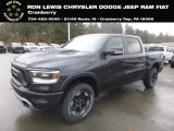2019 Maximum Steel Metallic Ram 1500 Rebel Crew Cab 4x4 #130596555