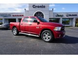 2015 Deep Cherry Red Crystal Pearl Ram 1500 Express Crew Cab 4x4 #130596693