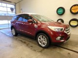 2019 Ruby Red Ford Escape SE 4WD #130621001