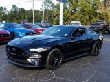 2019 Shadow Black Ford Mustang GT Fastback #130621122