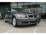 2006 Sparkling Graphite Metallic BMW 3 Series 325i Sedan #1301572