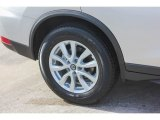 Nissan Rogue 2018 Wheels and Tires