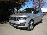 2019 Land Rover Range Rover Indus Silver Metallic