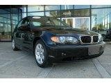 2005 Jet Black BMW 3 Series 325i Sedan #1301564