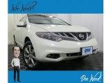 2012 Pearl White Nissan Murano LE #130636698