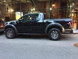 2018 Shadow Black Ford F150 SVT Raptor SuperCab 4x4 #130656484