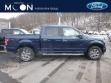 2018 Blue Jeans Ford F150 XLT SuperCrew 4x4 #130656727