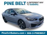 2019 Ice Silver Metallic Subaru Impreza 2.0i Sport 4-Door #130656573
