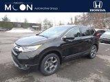 2018 Dark Olive Metallic Honda CR-V EX AWD #130656723