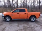 2019 Ram 1500 Omaha Orange