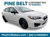 2019 Crystal White Pearl Subaru Impreza 2.0i 5-Door #130683190