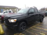 2019 Diamond Black Crystal Pearl Ram 1500 Tradesman Quad Cab 4x4 #130683337