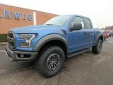 2019 Ford F150 Performance Blue