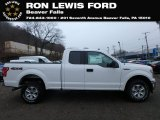 2019 Oxford White Ford F150 XLT SuperCab 4x4 #130683221