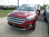 2018 Ruby Red Ford Escape SE #130683421