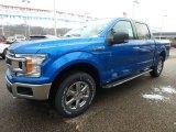 2019 Ford F150 Velocity Blue
