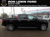 2019 Magma Red Ford F150 XLT SuperCrew 4x4 #130683216