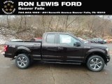 2019 Magma Red Ford F150 STX SuperCab 4x4 #130683215