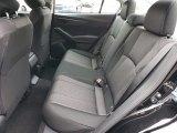 2019 Subaru Impreza 2.0i Premium 4-Door Rear Seat