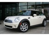 2007 Pepper White Mini Cooper Hardtop #1301557