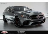 2019 Mercedes-Benz E AMG 63 S 4Matic Wagon