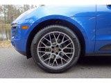 Porsche Macan 2018 Wheels and Tires