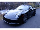 2019 Porsche 911 Turbo Cabriolet Data, Info and Specs