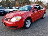 2007 Sport Red Tint Coat Chevrolet Cobalt LT Coupe #130715697