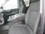 2019 Chevrolet Silverado 1500 Custom Z71 Trail Boss Double Cab 4WD Front Seat