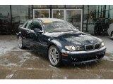 2004 Mystic Blue Metallic BMW 3 Series 330i Coupe #1301549