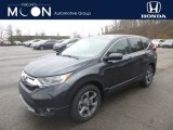 2018 Gunmetal Metallic Honda CR-V EX AWD #130715516