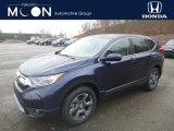 2018 Obsidian Blue Pearl Honda CR-V EX AWD #130715513
