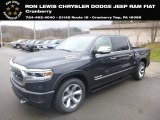 2019 Maximum Steel Metallic Ram 1500 Limited Crew Cab 4x4 #130715403