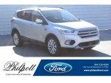 2019 Ingot Silver Ford Escape SEL #130715565
