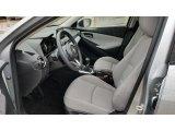 Toyota Yaris Interiors