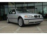 2003 Titanium Silver Metallic BMW 3 Series 330xi Sedan #1301548