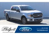 2018 Ingot Silver Ford F150 XLT SuperCrew #130715541