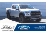 2018 Ingot Silver Ford F150 SVT Raptor SuperCrew 4x4 #130715539