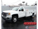 2019 GMC Sierra 3500HD Regular Cab Utility Truck