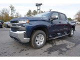Northsky Blue Metallic Chevrolet Silverado 1500 in 2019