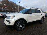2019 Ford Explorer Sport 4WD Front 3/4 View