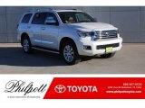 2019 Toyota Sequoia Platinum 4x4