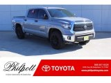 2019 Cement Toyota Tundra TSS Off Road CrewMax #130744969