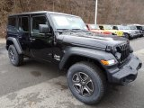 Jeep Wrangler Unlimited 2019 Data, Info and Specs