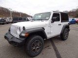 2019 Jeep Wrangler Bright White